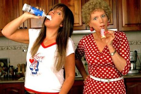 Image of Kath and Kim