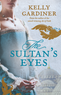 Front cover, The Sultan's Eyes