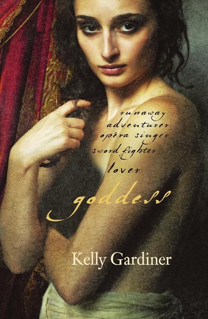 Book cover - Goddess