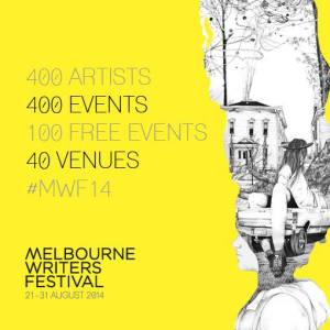Writers festival poster