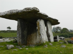 Image of Poulnabrone dolmen