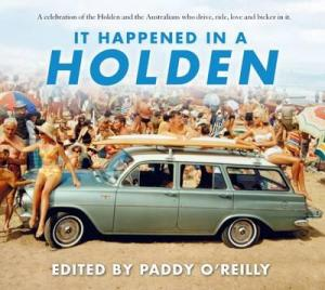 Book cover of Holden book