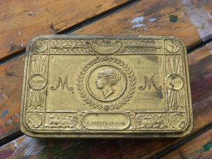 Princess Mary Christmas tin, 1914