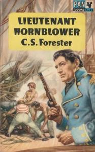 Book cover of Hornblower