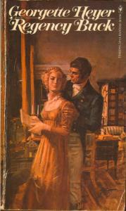 Book cover of Regency Buck