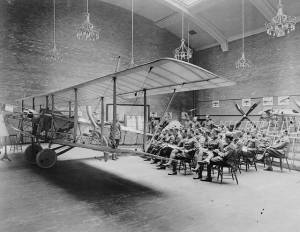 Royal Flying Corps Aviator School