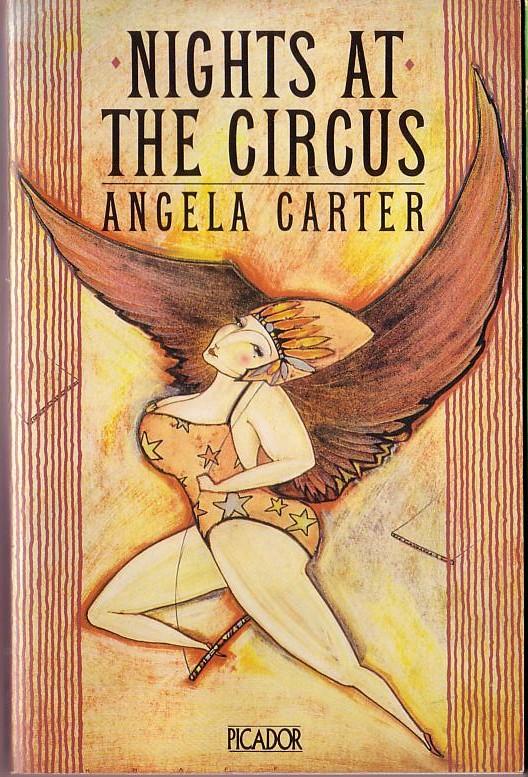 book cover angela carter