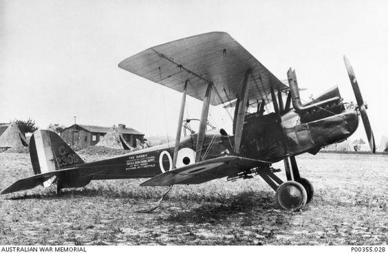 RE8 plane