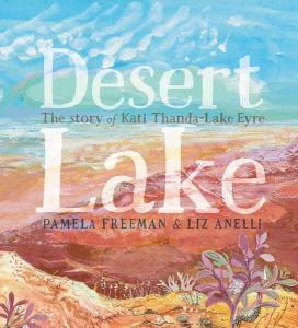 Book cover Desert Lake