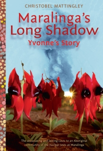 Book cover Maralinga's Long Shadow