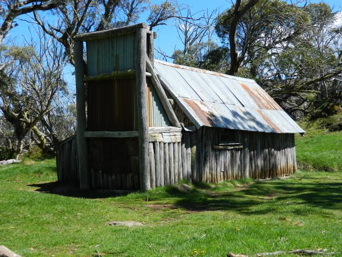 Cattlemen's hut