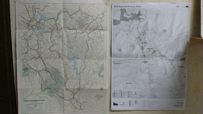 Maps of NE Victoria